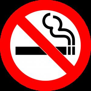 Signe interdiction de fumer-Intellivoire