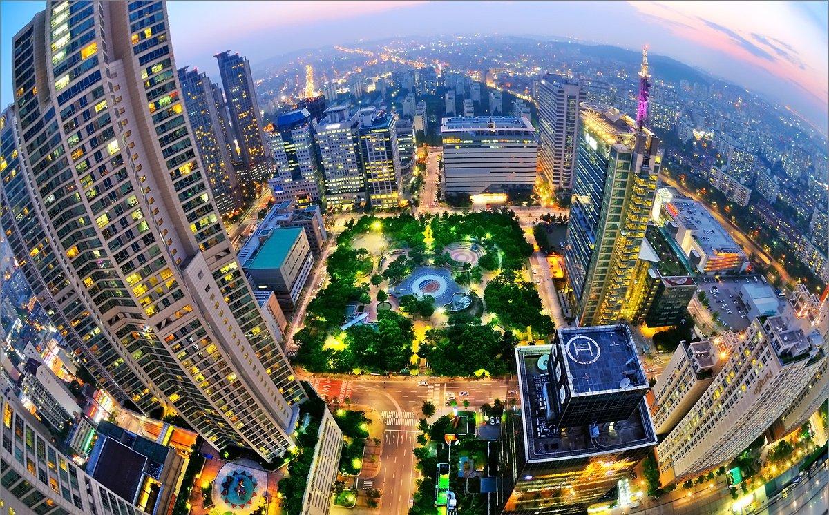 seoul capitale de coree du sud