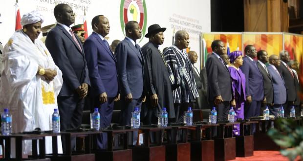 Togo-la-gambie-mandats-des-présidents-de-la-CEDEAO-Ghana