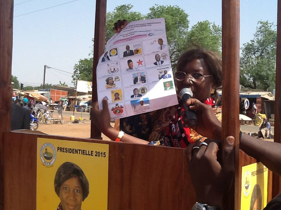 Francoise-Toé-Burkina