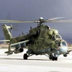 helicoptères d'attaque russes pour le mali