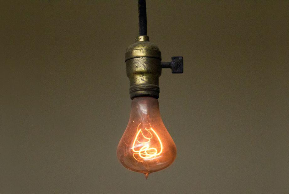 Ampoule De Livermore ampoule centenaire :plus de 100 ans qu'elle brille , la plus vieille