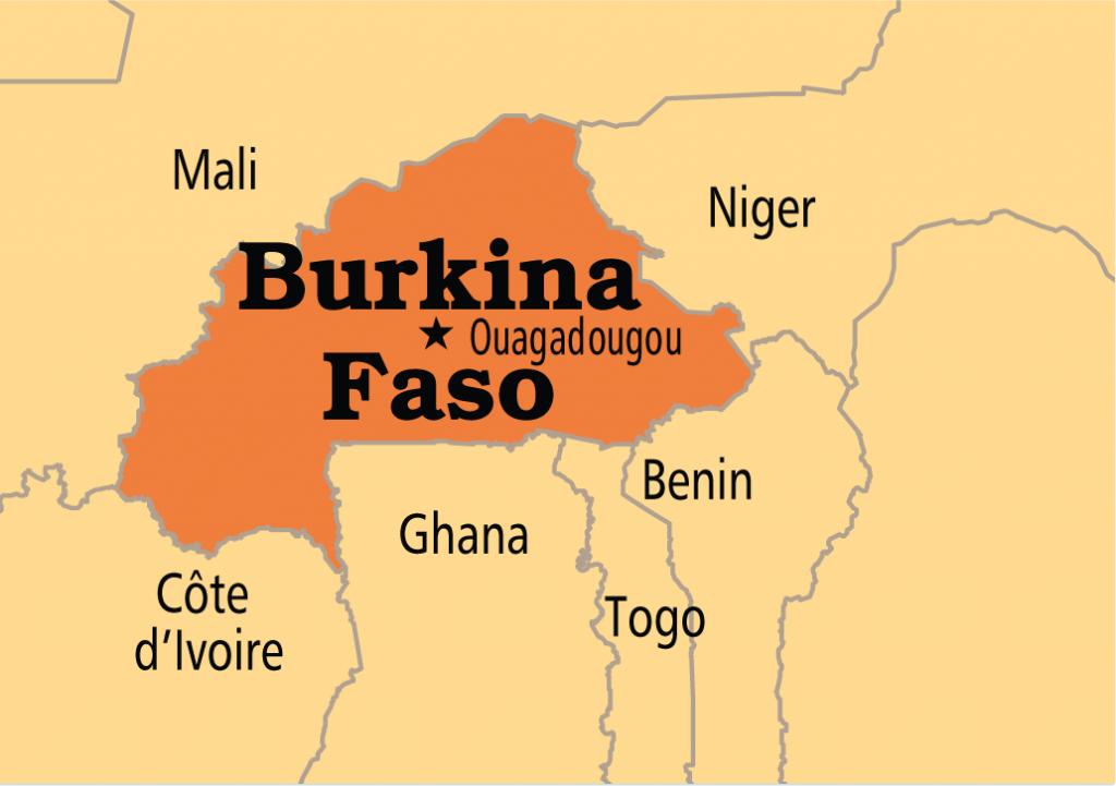 Plusieurs civils tués dans une attaque contre un village dans l'est du Burkina  Faso