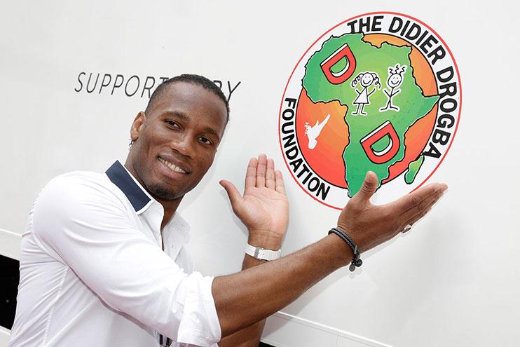 """Résultat de recherche d'images pour """"La Fondation Didier Drogba"""""""