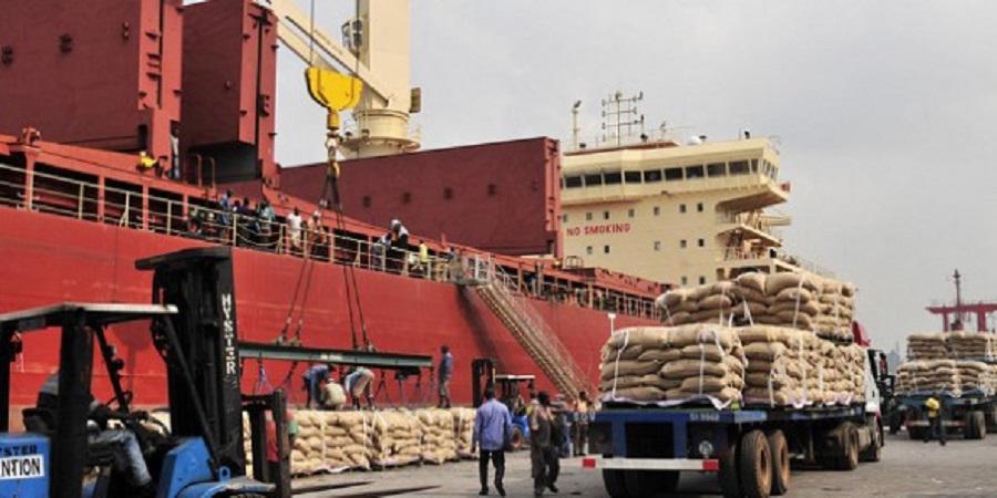 """Résultat de recherche d'images pour """"Port d'Abidjan, cacao, café, export"""""""