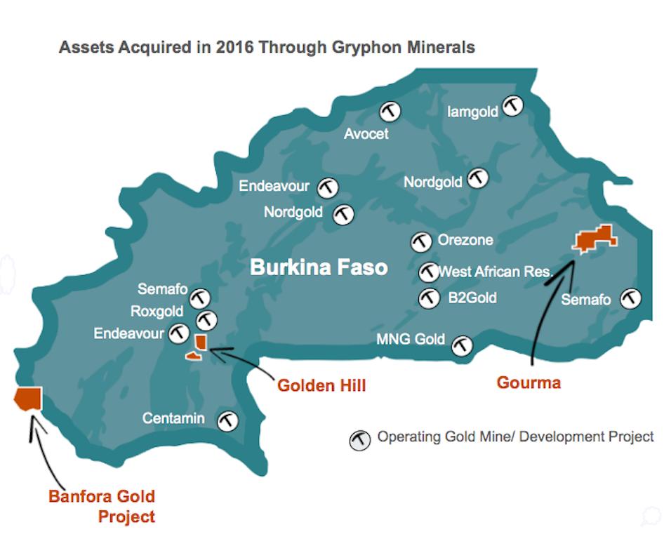 Teranga Gold envisage de construire sa mine du projet aurifre de