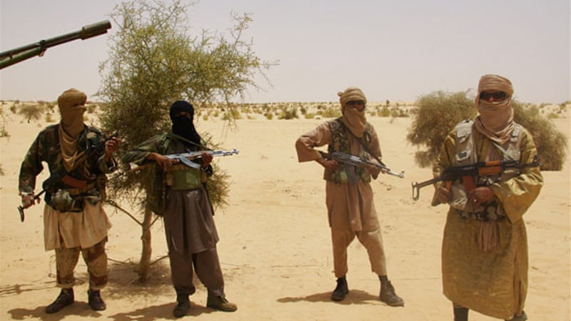 groupes terroristes au Mali et au sahel